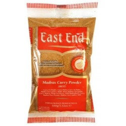 MADRAS CURRY HOT 100g Ostra...