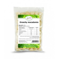 Orzechy Macadamia 100g VIVIO