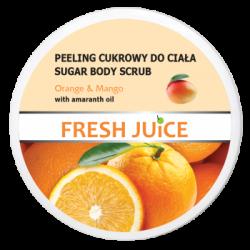 Fresh Juice Peeling Cukrowy...
