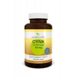 Cynk Cytrynian organiczny...