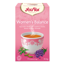 Herbata BIO dla KOBIET...