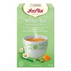 Herbata Biała z ALOESEM Bio...