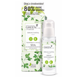 GREEN for skin SERUM Silna...