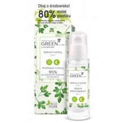 GREEN for skin SERUM Silna...