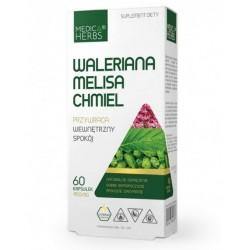 Medica Herbs WALERIANA...