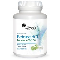 Betaine HCL Pepsyna...