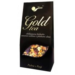 GOLD TEA Herbata z Płatkami...