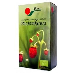 Herbata POZIOMKOWA BIO 100g...