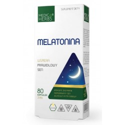 Medica Herbs MELATONINA 3mg...