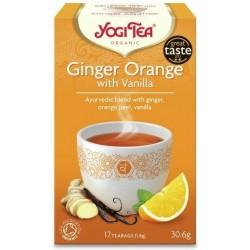 Herbata IMBIR ORANGE...