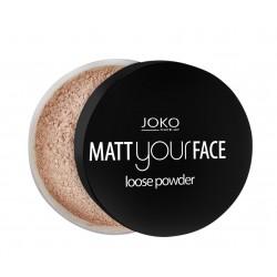Joko Matt Your Face PUDER...