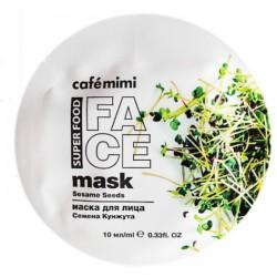 Maska do twarzy Sezam i...