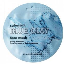 Maska do Twarzy Niebieska...