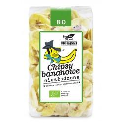 Chipsy BANANOWE Niesłodzone...
