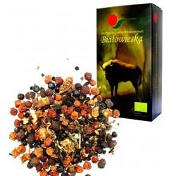 Herbata BIAŁOWIESKA Owoce...