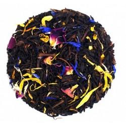 Herbata Czarna z Płatkami...