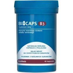 Witamina B3 500mg Bicaps 60...