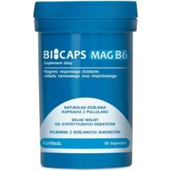 Magnez + Witamina B6 Bicaps...