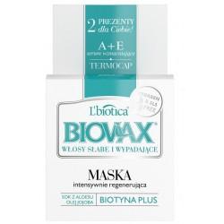 Biovax MASKA REGENERUĄCA...