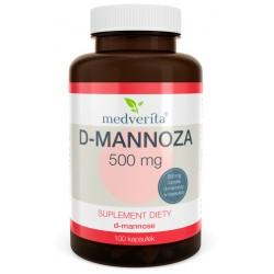 Medverita D-MANNOZA 500mg...