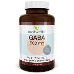 GABA 500mg Kwas Gamma...