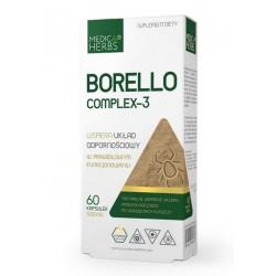 BORELLO COMPLEX-3 500mg 60...
