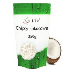 Chipsy Kokosowe 250g...