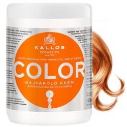 KALLOS Color Maska do...