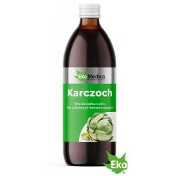 EkaMedica Sok z Karczocha...