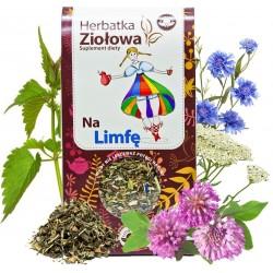 Herbatka Ziołowa NA LIMFĘ...