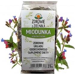 Herbatka Ziołowa Miodunka...