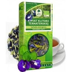 Herbata NIEBIESKA Klitoria...