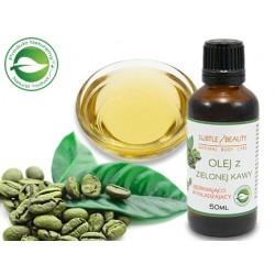 Olej z Zielonej Kawy...