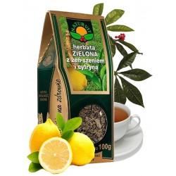 Herbatka ZIELONA z...