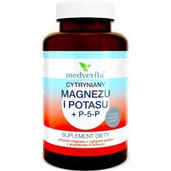 MAGNEZ + POTAS cytrynian +...