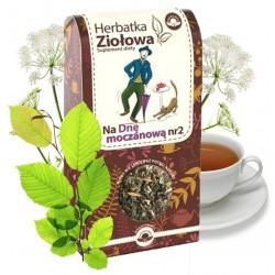 Herbatka ziołowa NA DNĘ...