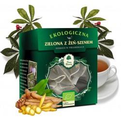 Herbata ZIELONA z...