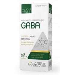 Medica Herbs GABA 520mg 60...