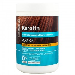 Dr SANTE Keratin MASKA do...