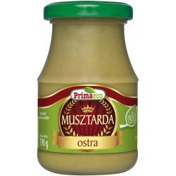 MUSZTARDA OSTRA BIO 170 g -...