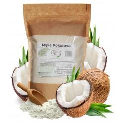 Mąka KOKOSOWA 1kg NATUR...