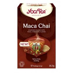 Herbatka z MACA BIO Yogi...