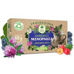 Herbatka Ziołowa MENOPAUZA...