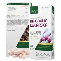 Magnolia Lekarska Stres...