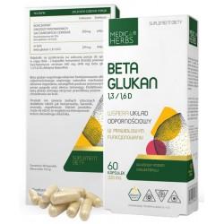 Medica Herbs BETA GLUKAN...