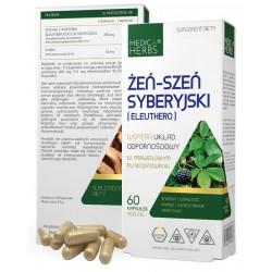 Medica Herbs ELEUTHERO ŻEŃ...