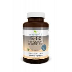 B-50 metylowany B-kompleks...