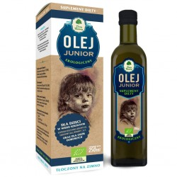 EKO Olej JUNIOR BIO 250 ml...