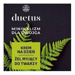 Duetus KREM MATUJĄCY + ŻEL...