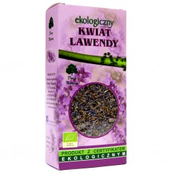 KWIAT LAWENDY BIO 50g DARY...